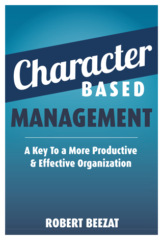 character based management book